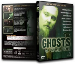 The Ghosts of Crowley Hall DVD